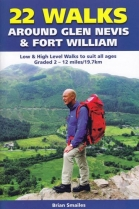 22 Walks Around Glen Nevis & Fort William