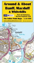 A&A Map Banff, Macduff & Whitehills