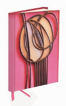 A5 Magnetic Notebook - Mackintosh