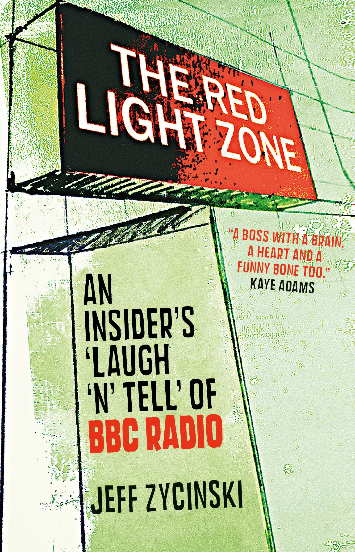 An Interview with Jeff Zycinski - The Red Light Zone