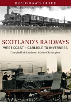 Bradshaw's Guide Scotlands Railways:West Coast-Carlisle