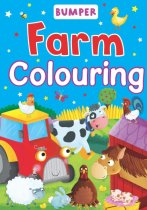 Bumper Farm Colouring