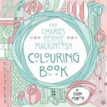 Charles Rennie Mackintosh Colouring Book