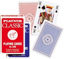 Classic Bridge Single Deck Cards