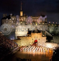 Edinburgh Festival Tattoo (Colour)