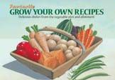 Favourite Grow Your Own Recipes