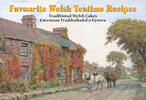 Favourite Welsh Teatime Recipes