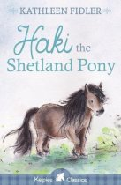 Haki the Sheltand Pony