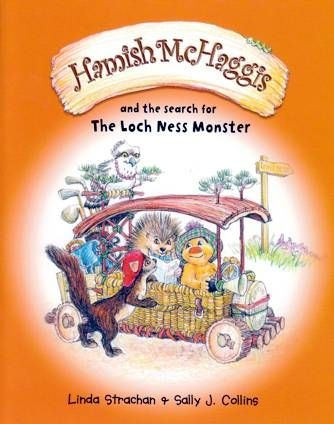 Hamish McHaggis & the Search for the Loch Ness Monster