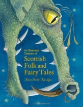 Illustrated Treasury of Scottish Folk & Fairy Tales