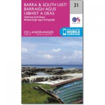 Landranger 31 Barra & South Uist