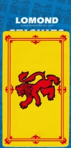 Lion Rampant Rectangle Medium Stickies