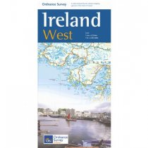 Map of Ireland West