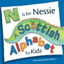 N is for Nessie: Scottish Alphabet for Kids