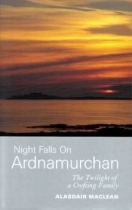 Night Falls On Ardnamurchan