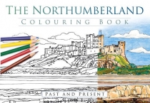 Northumberland Colouring Book