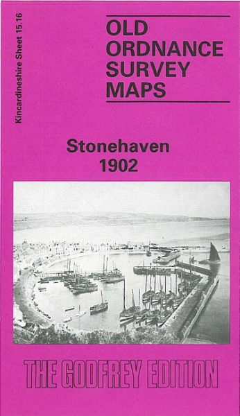 Old OS Map Stonehaven 1902