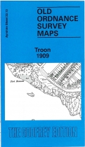 Old OS Map Troon 1909