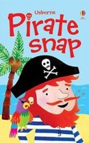 Snap Cards: Pirates (Usborne) (RRP £5.99v)