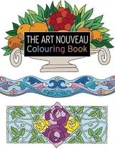 Art Nouveau Colouring Book