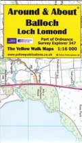 A&A Map Balloch & Loch Lomond