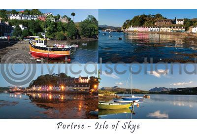 Portree, Isle of Skye Composite (HA6)