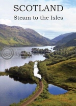 Scotland - Steam to the Isles Magnet (V)