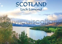 Scotland - Loch Lomond Magnet (H LY)