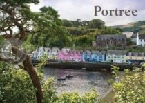 Skye - Portree Magnet (H LY)