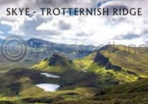 Skye - Trotternish Ridge Magnet (H LY)
