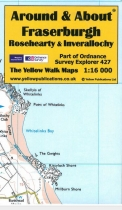 A&A Map Fraserburgh, Rosehearty & Inverallochy
