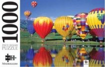 Jigsaw Snowmass Village Balloon Festival 1000pc