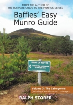 Baffies' Easy Munro Guide Vol 3: Cairngorms