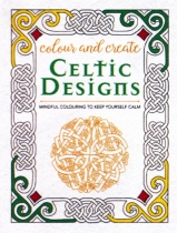 Colour & Create Celtic Designs