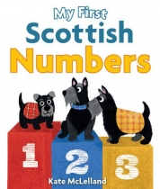My First Scottish Numbers Board Book