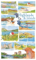 Jigsaw Highlands & Islands Gift Tube 250pc