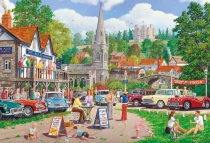 Jigsaw Treasure Hunt - Braemar 500pc