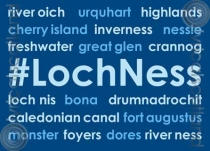 #LochNess Magnet (H LY)