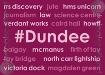 #Dundee Magnet (H)