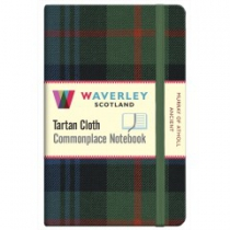 Tartan Cloth Notebook: Murray of Atholl Ancient