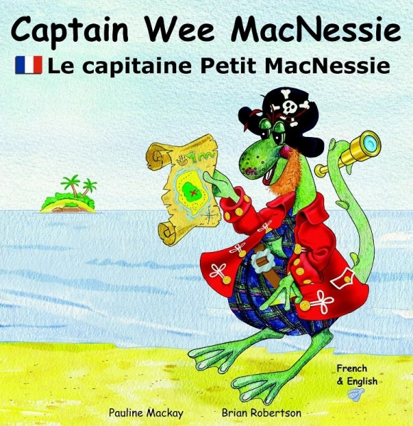 Captain Wee MacNessie - French/English