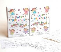 Fairy & Princess Colouring