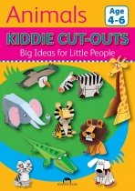 Kiddie Cut-Outs: Animals