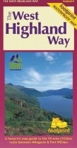 West Highland Way Footprint Map