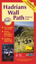Hadrian's Wall Path Footprint Map