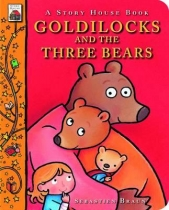 Goldilocks & the Three Bears Board Book