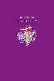 Songs of Robert Burns: The Wee Purple Book
