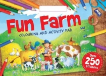Farm Colouring Pad