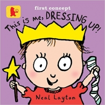 This is Me, Dressing Up Board Book