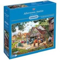 Jigsaw Afternoon Amble 1000pc